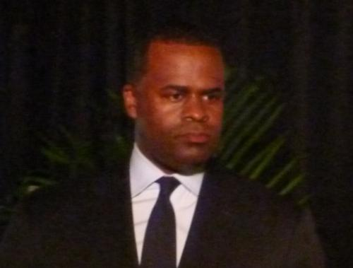 Mayor Kasim Reed Atlanta's Top Fundraiser