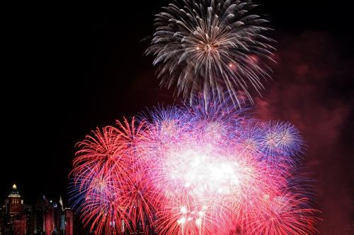 Metro Area Family Fourth Fireworks