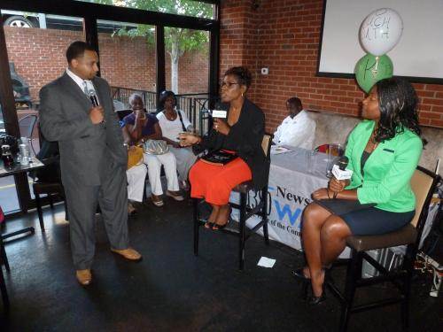 Missed The WAOK Monthly Mixer In June?