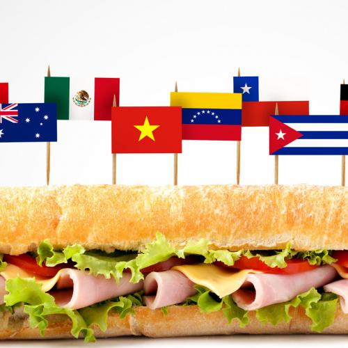 28 Must-Eat Sandwiches From Around The World