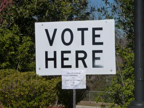 New Study Says Over 66 Thousand Georgians May Not Be Able To Get Voter ID