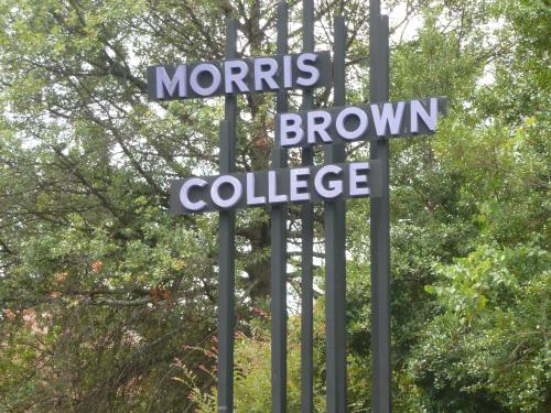 Opposition To Morris Brown Sale