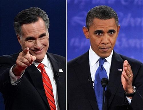 President Obama Lost To Mitt Romney's Counterpunching
