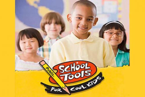 Publix School Tools For Cool Kids