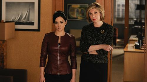 Report: Archie Panjabi Leaving 'The Good Wife'