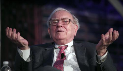 Report: Warren Buffett Loses $2 Billion In Two Days