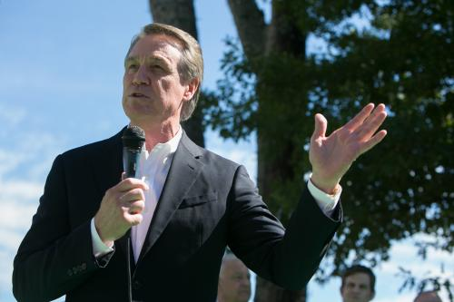 Republican David Perdue Projected To Win Senate Seat