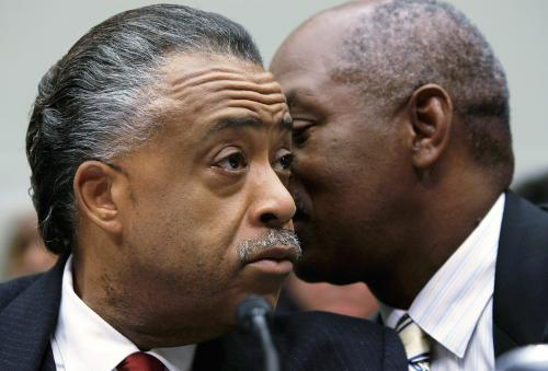 Rev Al Sharpton & Dr. Charles Ogletree Discuss McBride Shooting