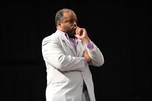 Roland Martin Suspended By CNN Over Tweets