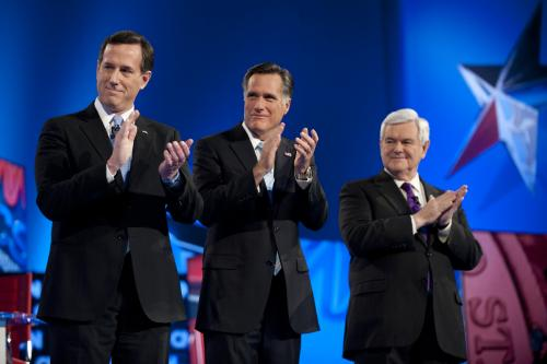 Santorum Adviser: Campaign Needs Gingrich To Drop Out To Beat Romney