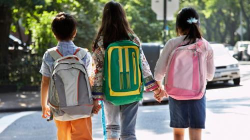 School Safety Tips For Younger Kids