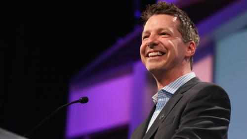 "Sean Hayes Joins CBS Sitcom ""The Millers"""