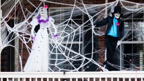 Set Up A Haunted Maze In Your Own Backyard
