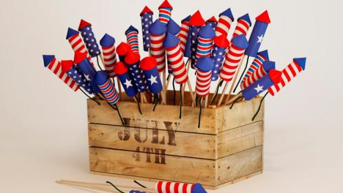 4th of July Fireworks Safety Checklist