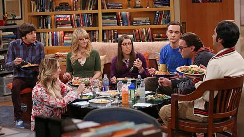 """The Big Bang Theory"" Renewed For Three More Seasons"
