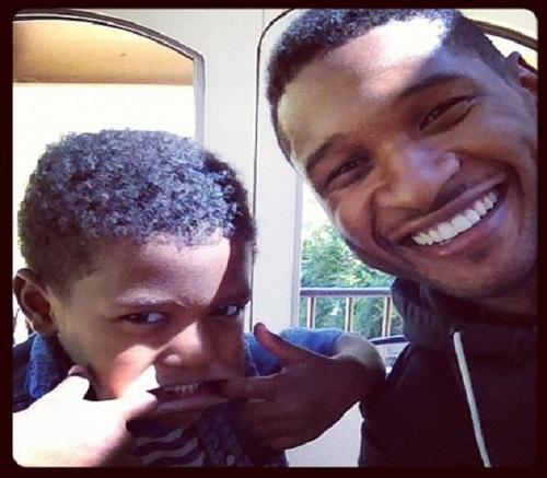 The Sidney Wood Show: Usher's Five Year Old Son Nearly Drowns In Atlanta Pool