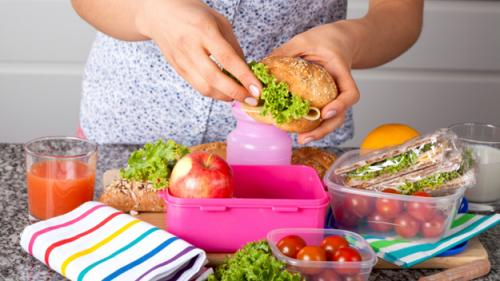 Time-Saving Tips For Healthy School Lunches