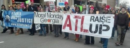 Too Much Truth – 22 Arrests Made On Moral Monday