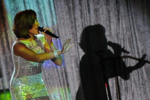 Traces Of Cocaine Found In Whitney's Hotel Room