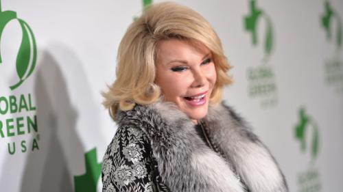 #Trending In Entertainment: Joan Rivers Dies and Hollywood Gets Hacked