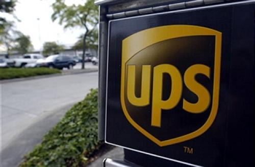 UPS Cuts Year Forecast On Weakness Overseas