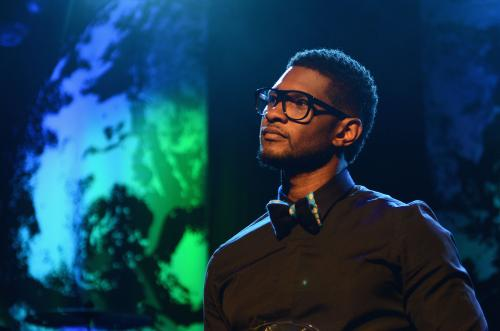 Usher's Stepson Passes Away
