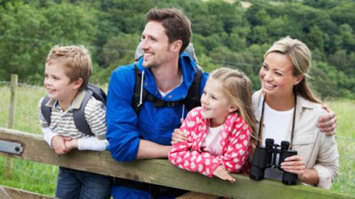 5 Ways To Get Outdoors With Dad On Father's Day