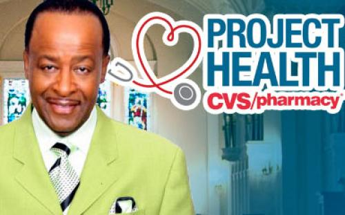 Win Up To $2,500 With Larry Tinsley And The Communities Of Faith Challenge, Presented By CVS/pharmacy